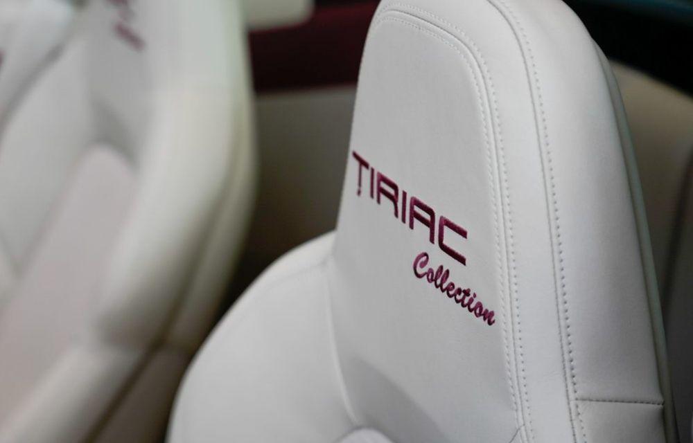 Galeria Țiriac Collection s-a îmbogățit cu o nouă mașină specială: Porsche 911 Targa 4S Heritage Design - Poza 6