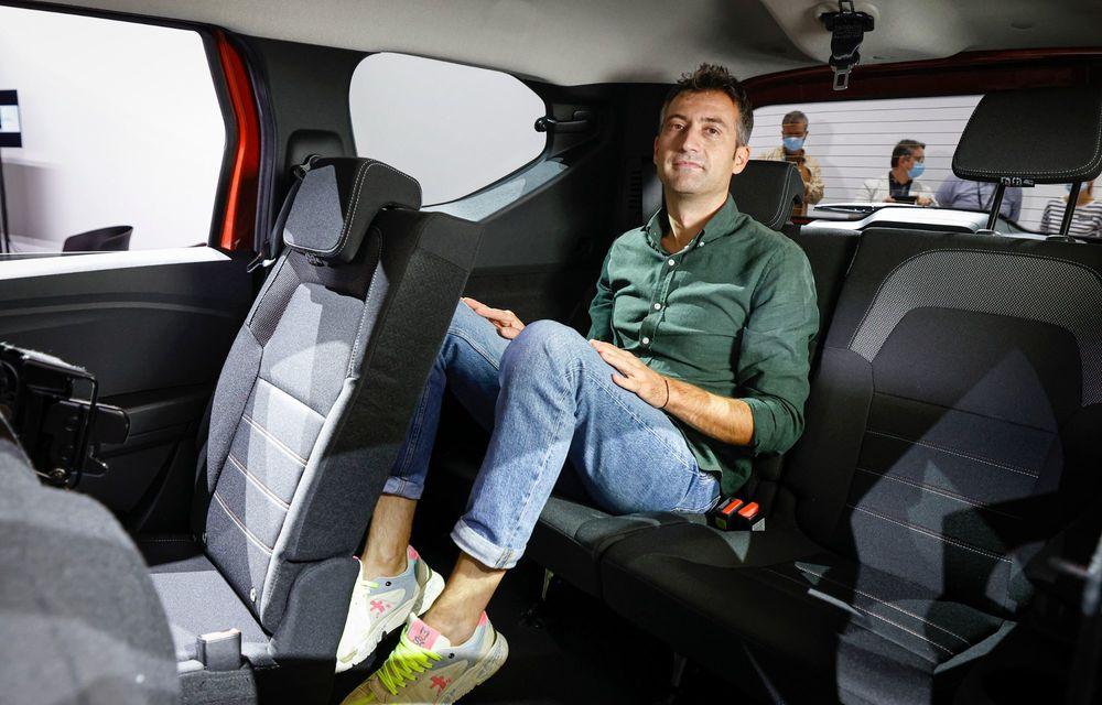 Am văzut pe viu Dacia Jogger: 5 lucruri esențiale despre noua mașină de familie + VIDEO - Poza 2
