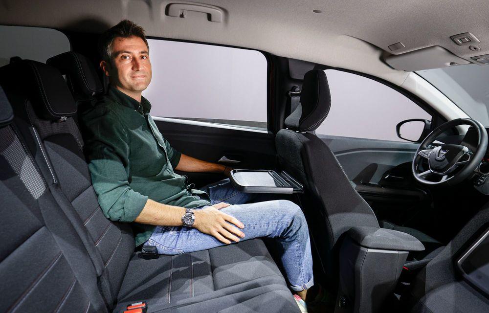 Am văzut pe viu Dacia Jogger: 5 lucruri esențiale despre noua mașină de familie + VIDEO - Poza 3