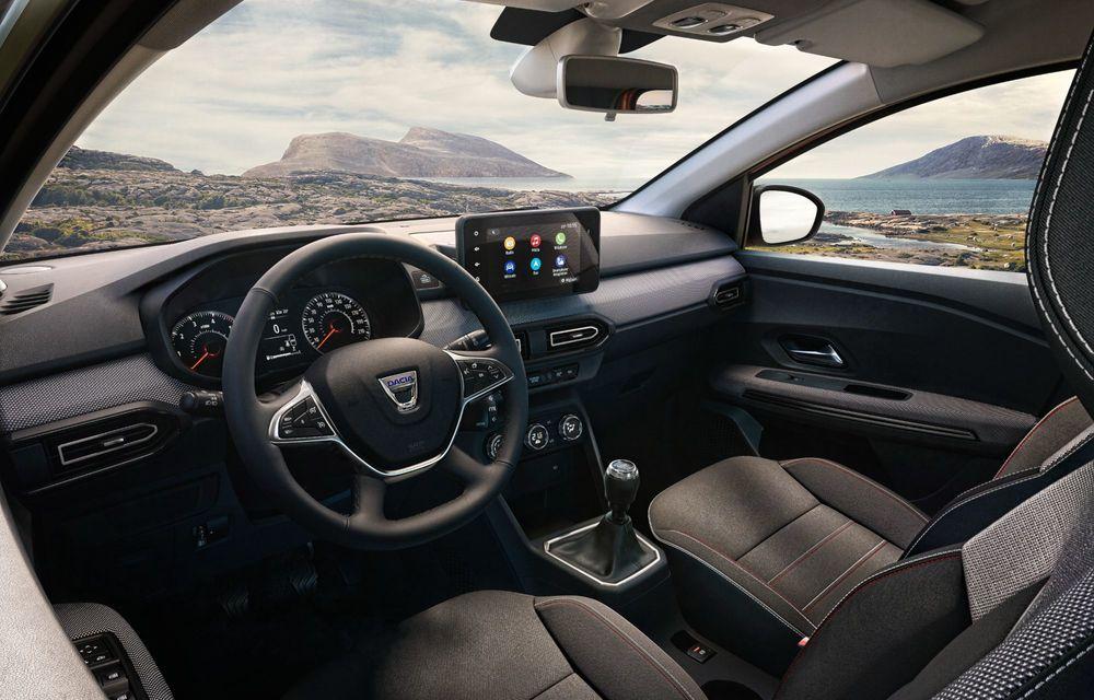 Am văzut pe viu Dacia Jogger: 5 lucruri esențiale despre noua mașină de familie + VIDEO - Poza 10