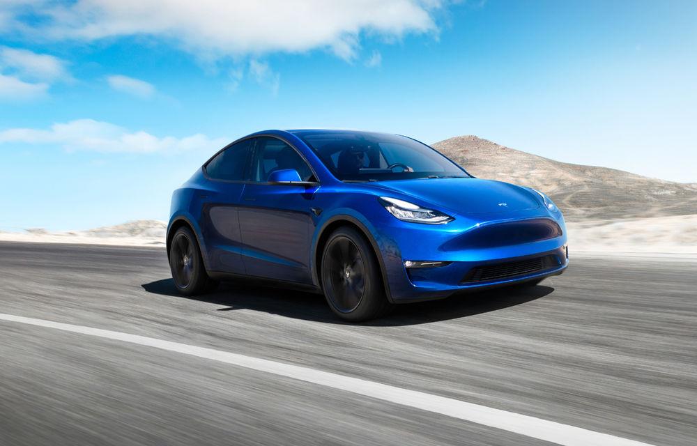 Prețuri Tesla Model Y în România: start de la 63.000 de euro - Poza 1