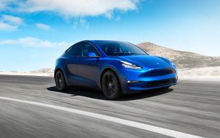 Prețuri Tesla Model Y în România: start de la 63.000 de euro