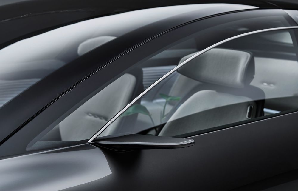 Audi Grandsphere Concept: autonomie de peste 750 de kilometri și încărcare ultrarapidă la 270 kW - Poza 2