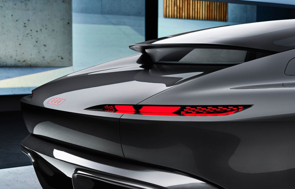Audi Grandsphere Concept: autonomie de peste 750 de kilometri și încărcare ultrarapidă la 270 kW - Poza 4