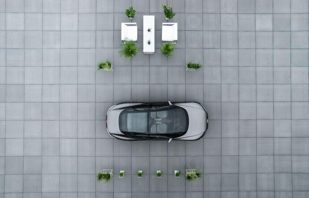 Audi Grandsphere Concept: autonomie de peste 750 de kilometri și încărcare ultrarapidă la 270 kW - Poza 11
