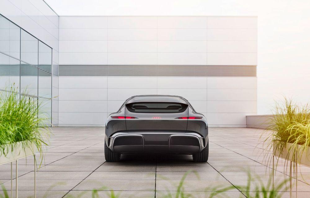 Audi Grandsphere Concept: autonomie de peste 750 de kilometri și încărcare ultrarapidă la 270 kW - Poza 30