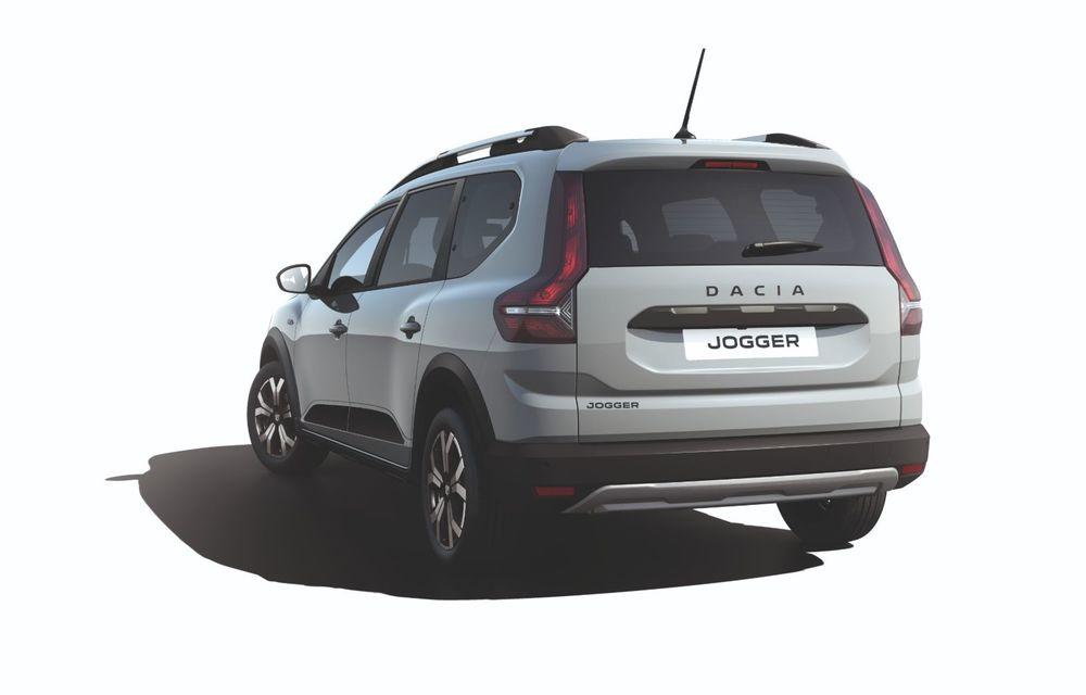 PREMIERĂ: Dacia Jogger debutează cu motor nou de 110 CP. Versiune hibrid programată pentru 2023 - Poza 28