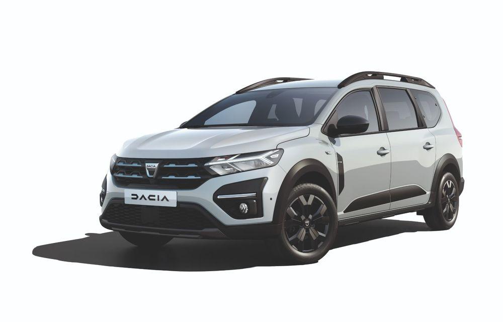 PREMIERĂ: Dacia Jogger debutează cu motor nou de 110 CP. Versiune hibrid programată pentru 2023 - Poza 25
