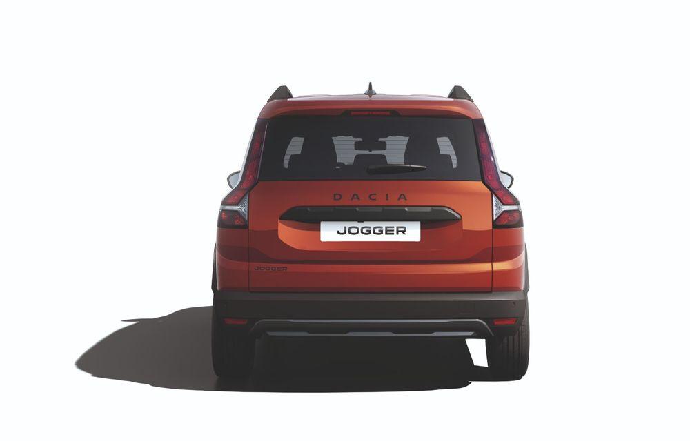 PREMIERĂ: Dacia Jogger debutează cu motor nou de 110 CP. Versiune hibrid programată pentru 2023 - Poza 23