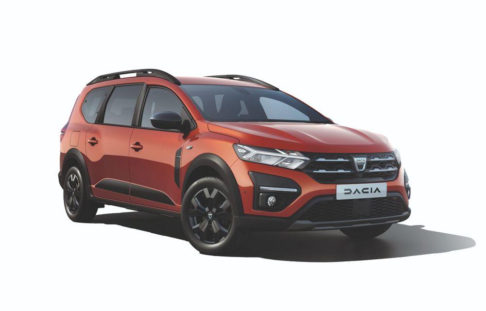 PREMIERĂ: Dacia Jogger debutează cu motor nou de 110 CP. Versiune hibrid programată pentru 2023 - Poza 18