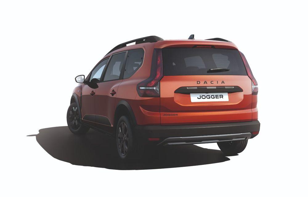PREMIERĂ: Dacia Jogger debutează cu motor nou de 110 CP. Versiune hibrid programată pentru 2023 - Poza 22