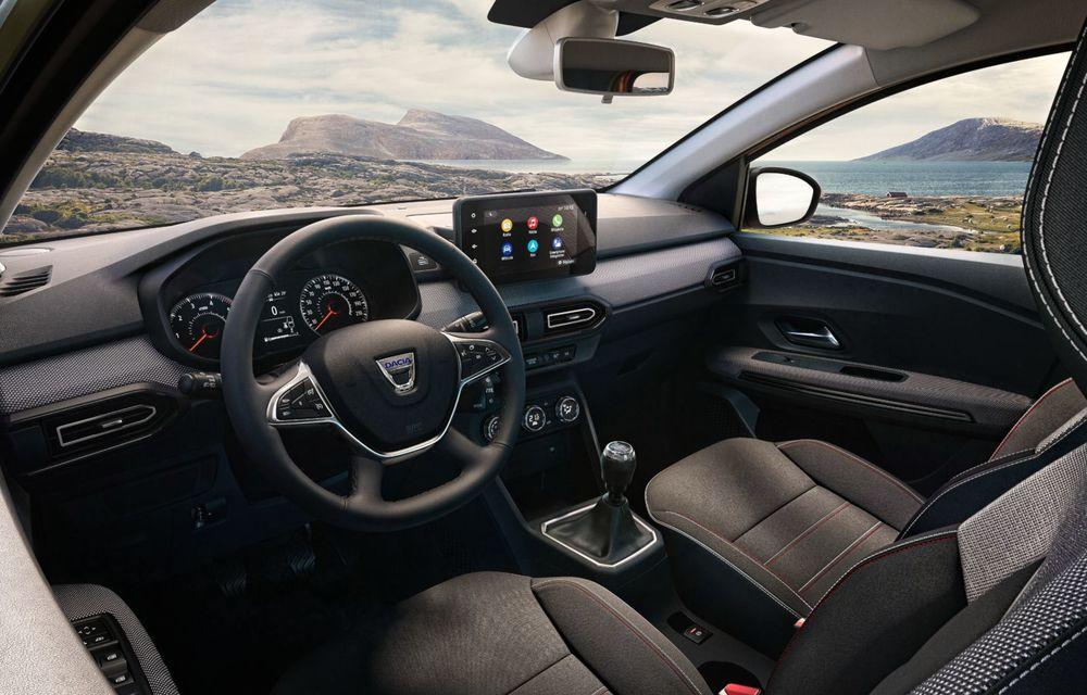 PREMIERĂ: Dacia Jogger debutează cu motor nou de 110 CP. Versiune hibrid programată pentru 2023 - Poza 30