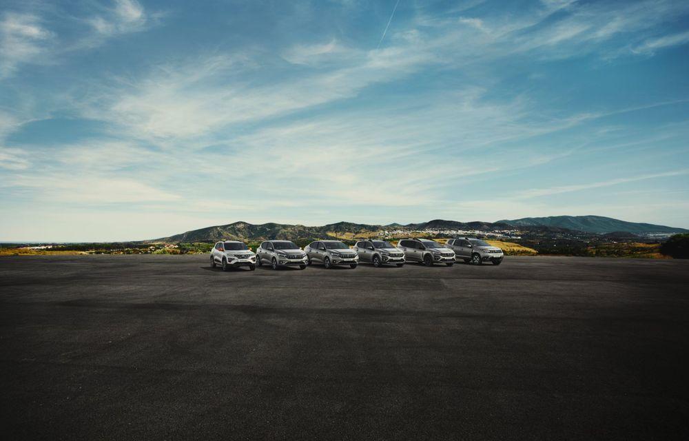 PREMIERĂ: Dacia Jogger debutează cu motor nou de 110 CP. Versiune hibrid programată pentru 2023 - Poza 9