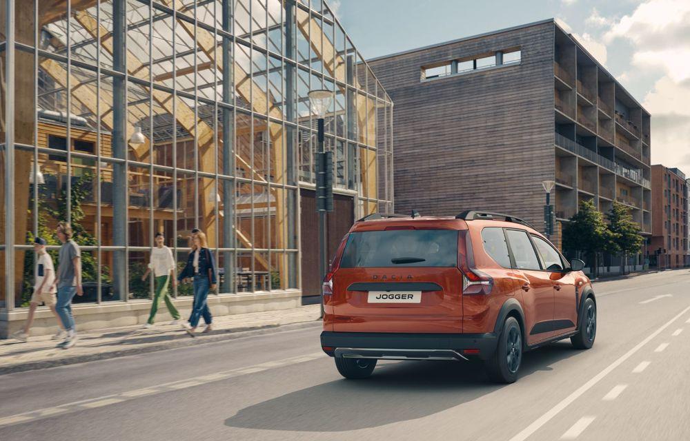 PREMIERĂ: Dacia Jogger debutează cu motor nou de 110 CP. Versiune hibrid programată pentru 2023 - Poza 7
