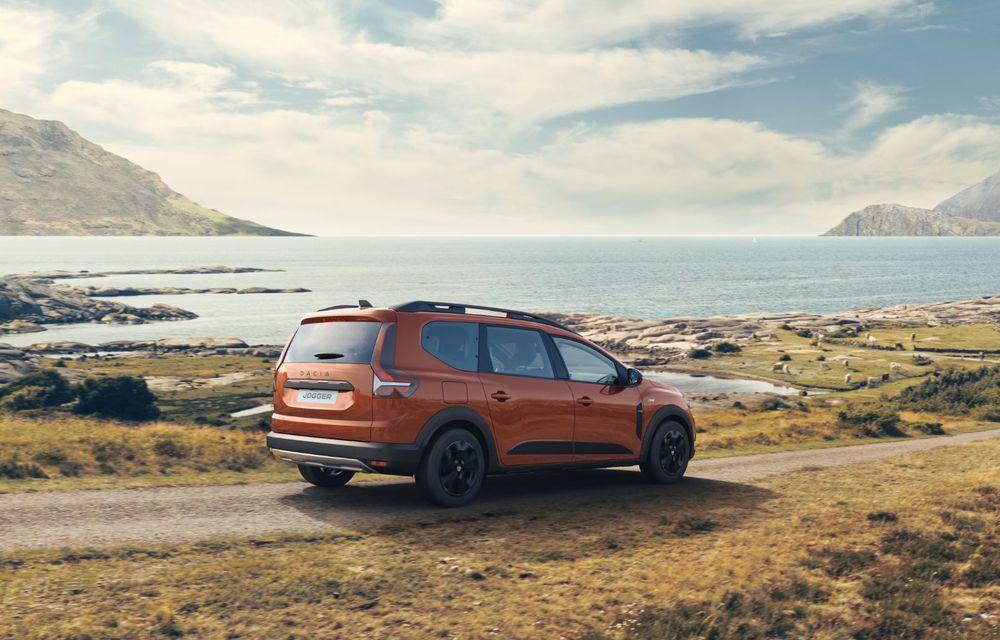 PREMIERĂ: Dacia Jogger debutează cu motor nou de 110 CP. Versiune hibrid programată pentru 2023 - Poza 6
