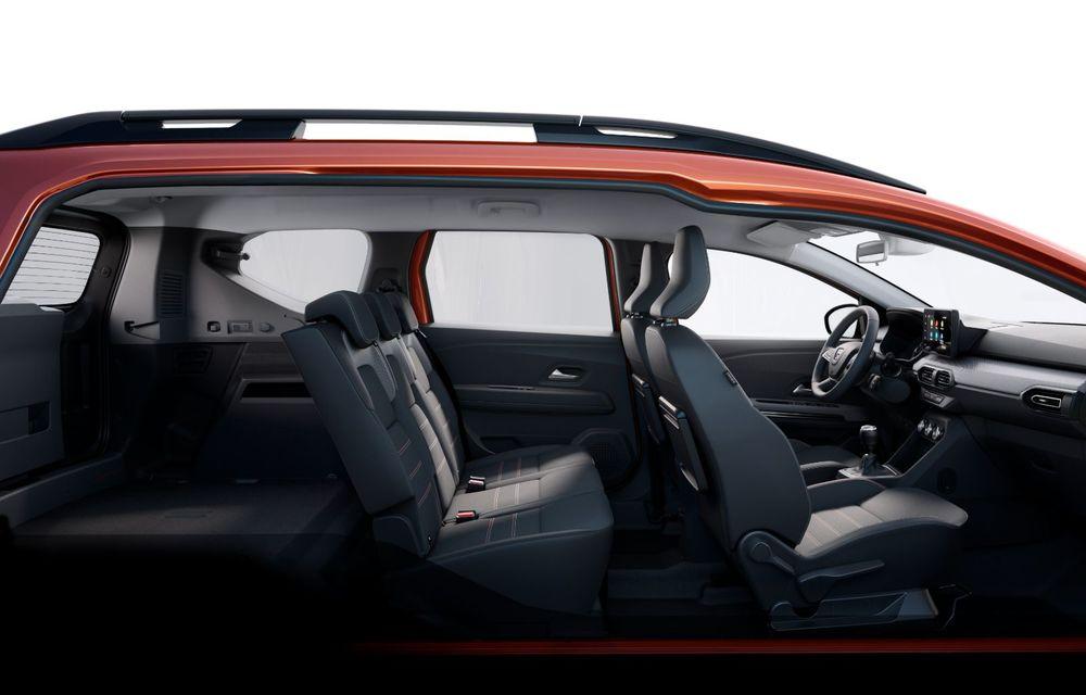PREMIERĂ: Dacia Jogger debutează cu motor nou de 110 CP. Versiune hibrid programată pentru 2023 - Poza 34