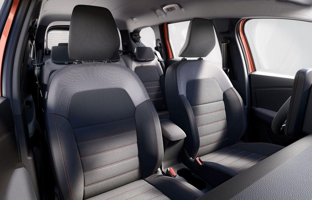 PREMIERĂ: Dacia Jogger debutează cu motor nou de 110 CP. Versiune hibrid programată pentru 2023 - Poza 32