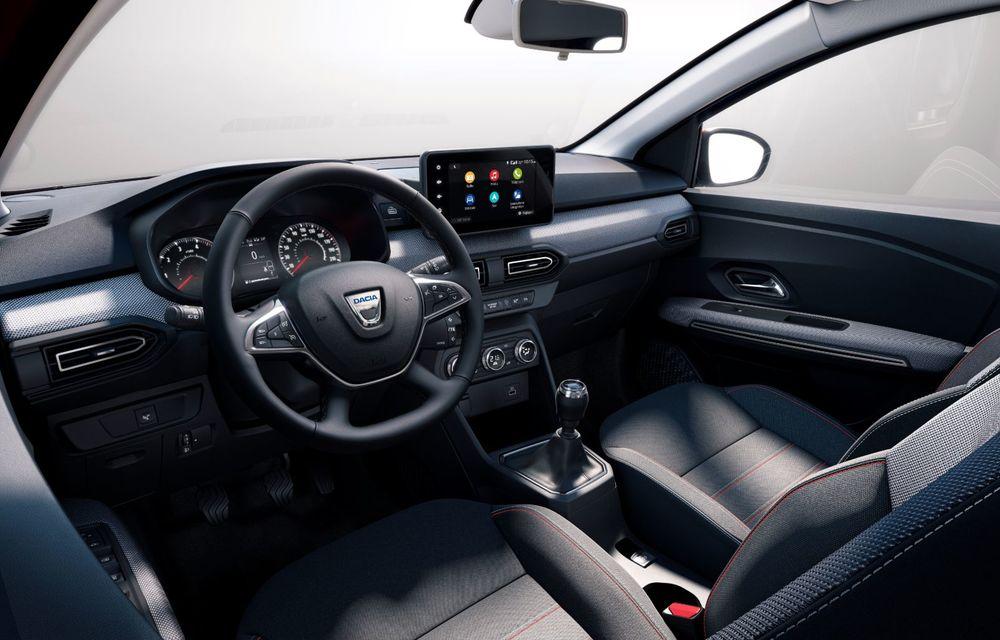 PREMIERĂ: Dacia Jogger debutează cu motor nou de 110 CP. Versiune hibrid programată pentru 2023 - Poza 31