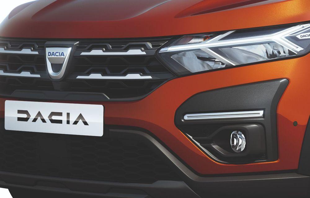 PREMIERĂ: Dacia Jogger debutează cu motor nou de 110 CP. Versiune hibrid programată pentru 2023 - Poza 42