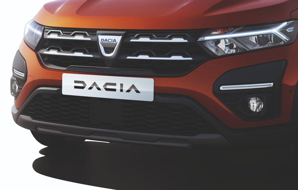 PREMIERĂ: Dacia Jogger debutează cu motor nou de 110 CP. Versiune hibrid programată pentru 2023 - Poza 43