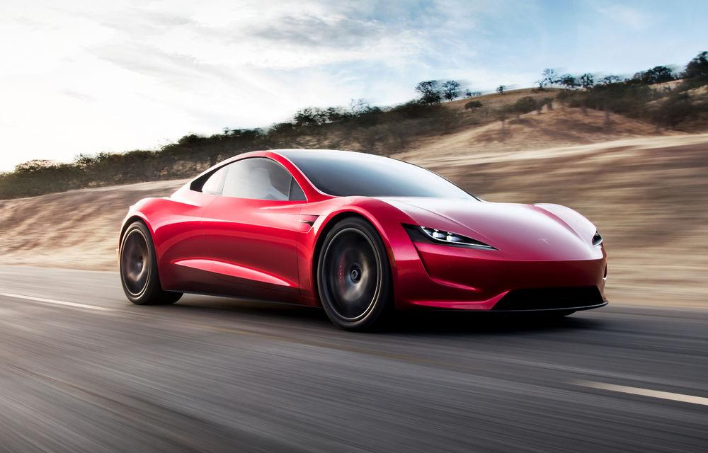 Lansarea noii Tesla Roadster, amânată încă o dată. Ar putea debuta în 2023 - Poza 1