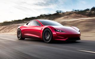 Lansarea noii Tesla Roadster, amânată încă o dată. Ar putea debuta în 2023