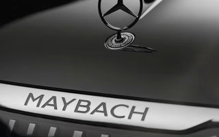 Primul teaser cu viitorul concept electric Mercedes-Maybach: debut la Munchen