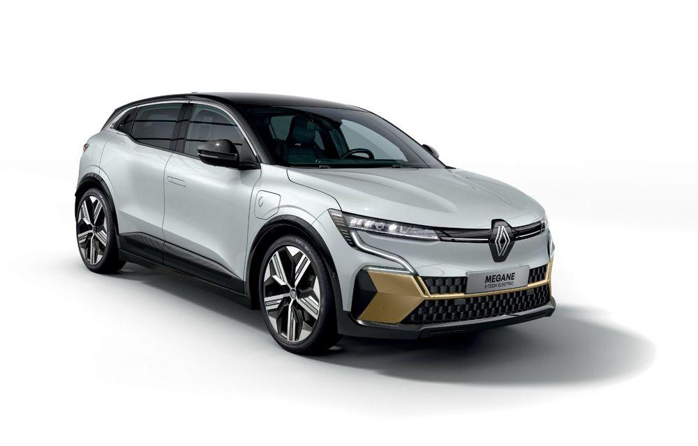 Noul Renault Megane 100% electric este aici: 130 CP sau 218 CP și autonomie de până la 470 km - Poza 3