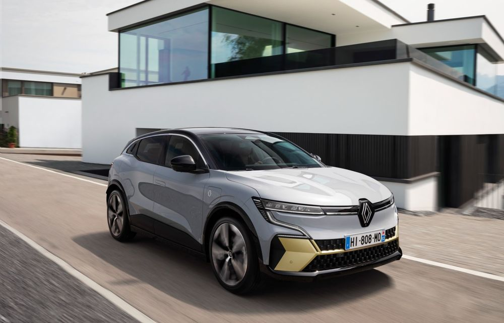 Noul Renault Megane 100% electric este aici: 130 CP sau 218 CP și autonomie de până la 470 km - Poza 4