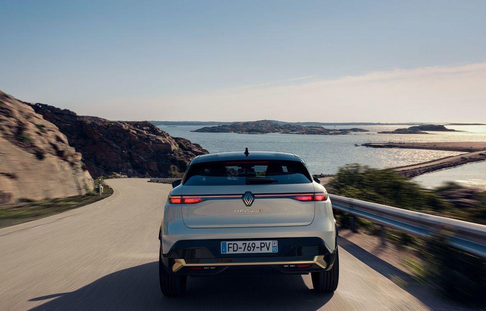 Noul Renault Megane 100% electric este aici: 130 CP sau 218 CP și autonomie de până la 470 km - Poza 5