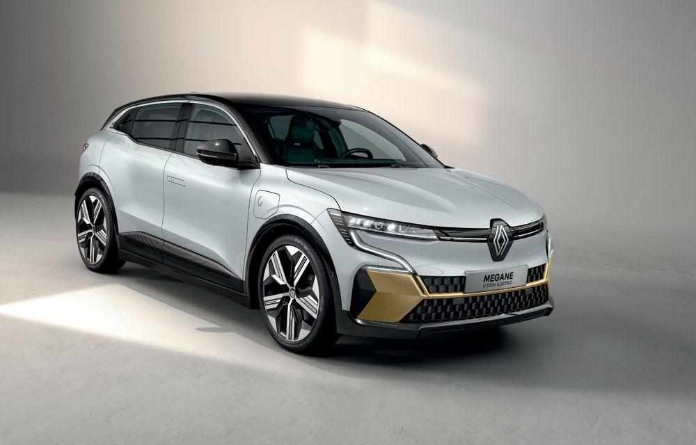 Noul Renault Megane 100% electric este aici: 130 CP sau 218 CP și autonomie de până la 470 km - Poza 6