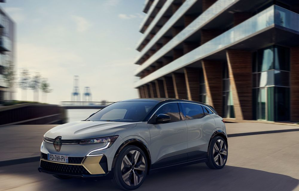 Noul Renault Megane 100% electric este aici: 130 CP sau 218 CP și autonomie de până la 470 km - Poza 7