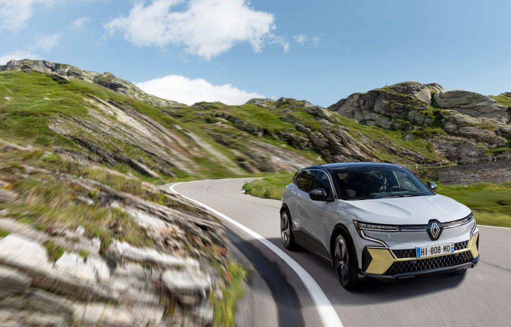 Noul Renault Megane 100% electric este aici: 130 CP sau 218 CP și autonomie de până la 470 km - Poza 8