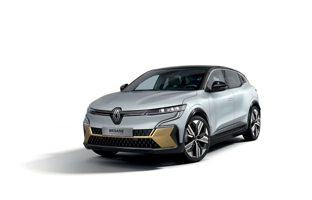 Noul Renault Megane 100% electric este aici: 130 CP sau 218 CP și autonomie de până la 470 km - Poza 9