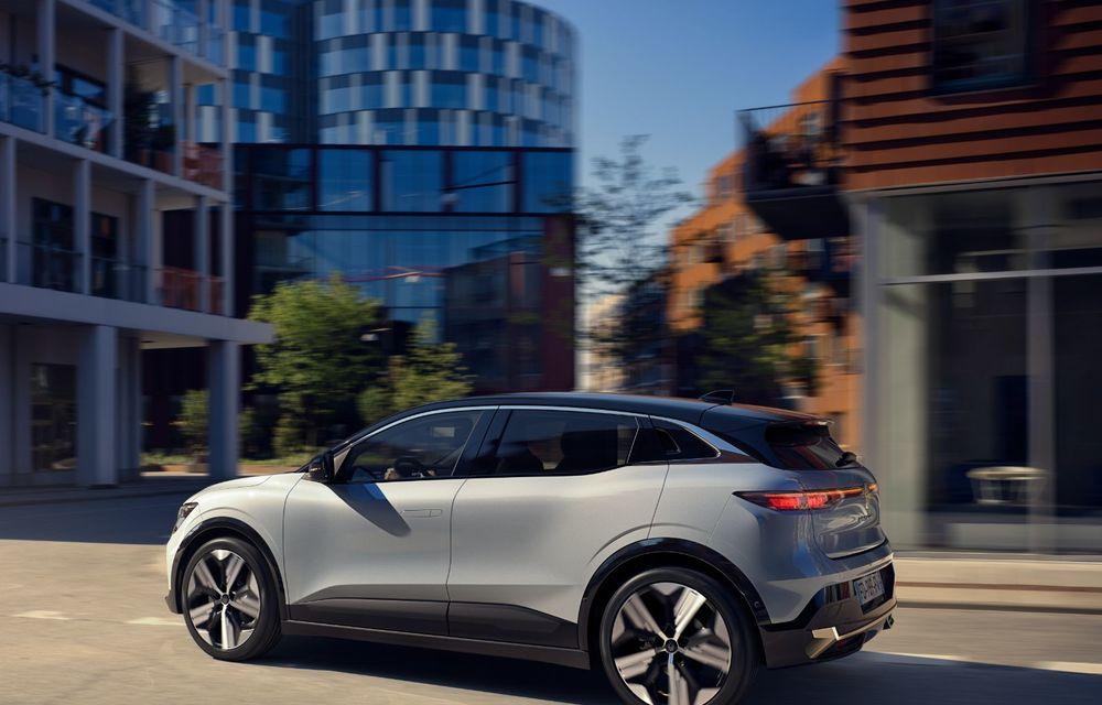 Noul Renault Megane 100% electric este aici: 130 CP sau 218 CP și autonomie de până la 470 km - Poza 10