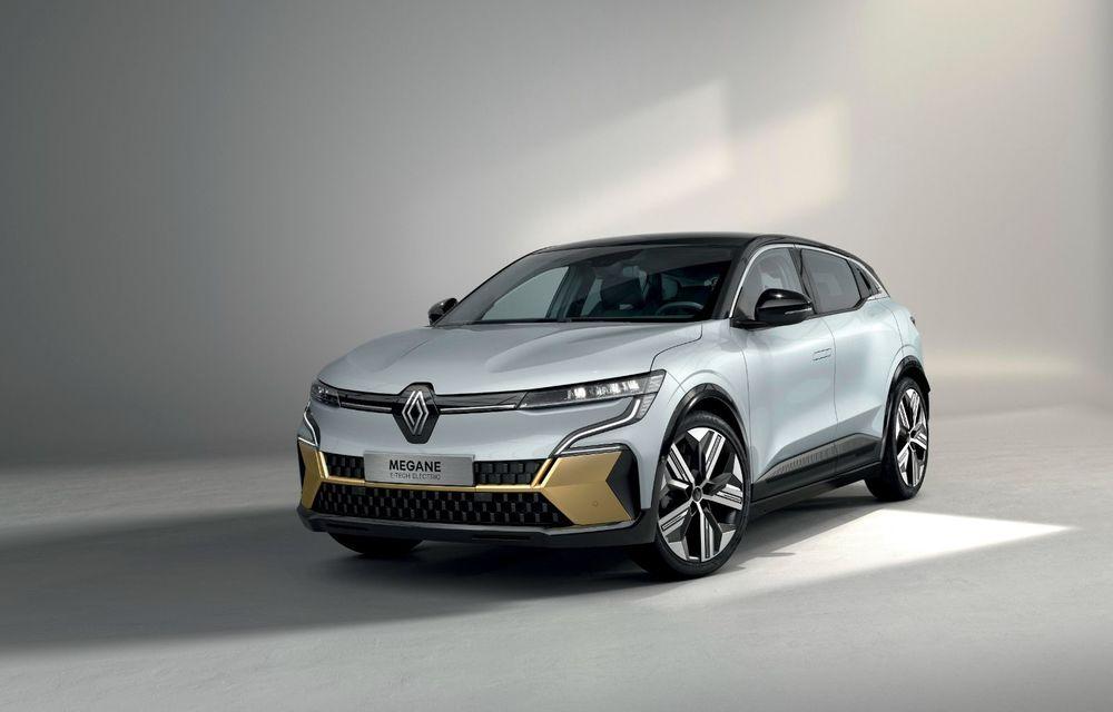 Noul Renault Megane 100% electric este aici: 130 CP sau 218 CP și autonomie de până la 470 km - Poza 12