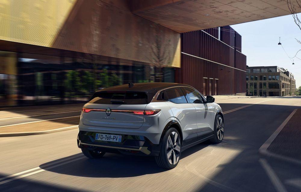 Noul Renault Megane 100% electric este aici: 130 CP sau 218 CP și autonomie de până la 470 km - Poza 13
