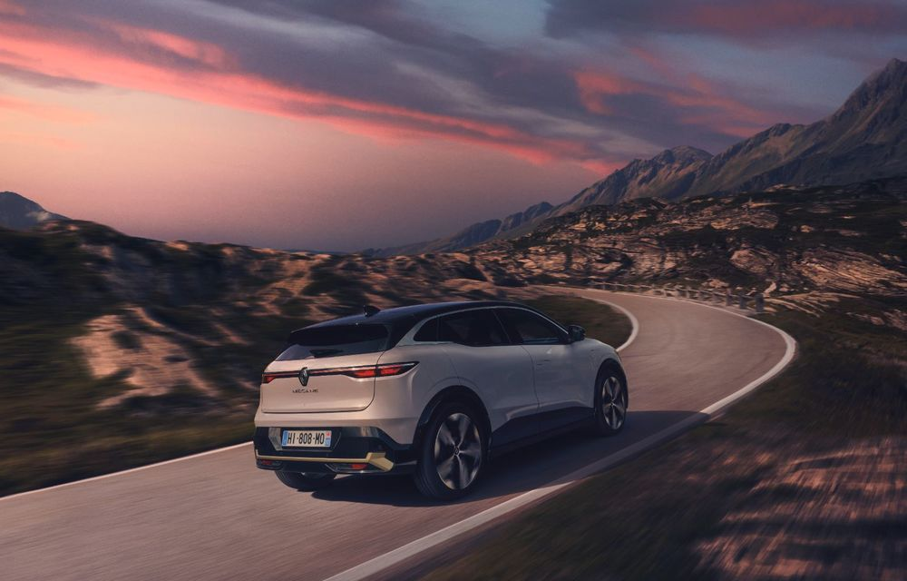Noul Renault Megane 100% electric este aici: 130 CP sau 218 CP și autonomie de până la 470 km - Poza 14