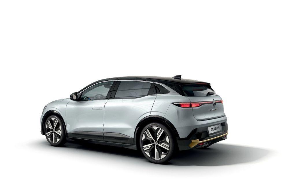 Noul Renault Megane 100% electric este aici: 130 CP sau 218 CP și autonomie de până la 470 km - Poza 15