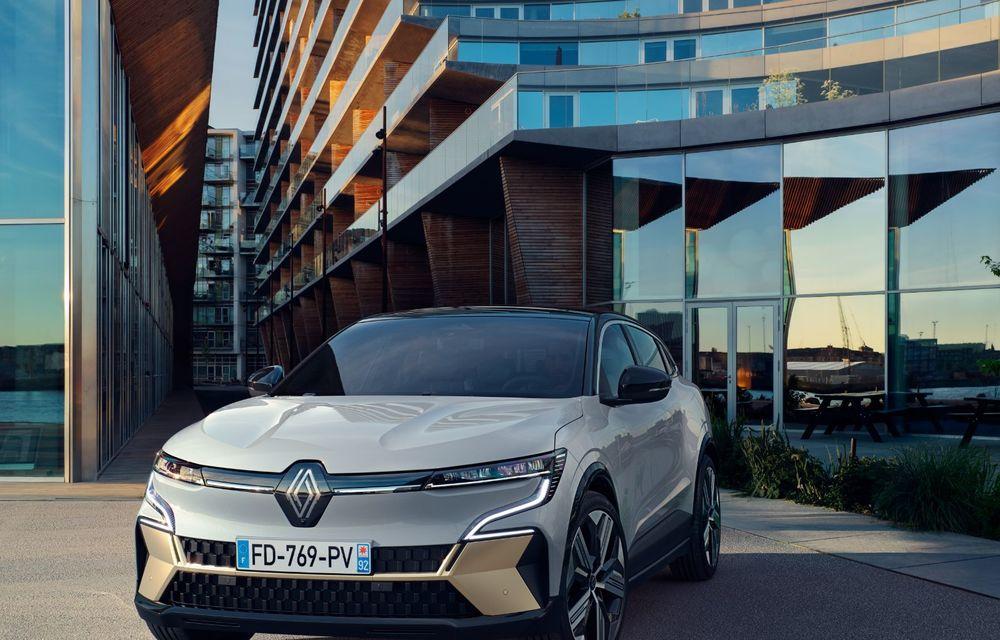 Noul Renault Megane 100% electric este aici: 130 CP sau 218 CP și autonomie de până la 470 km - Poza 16
