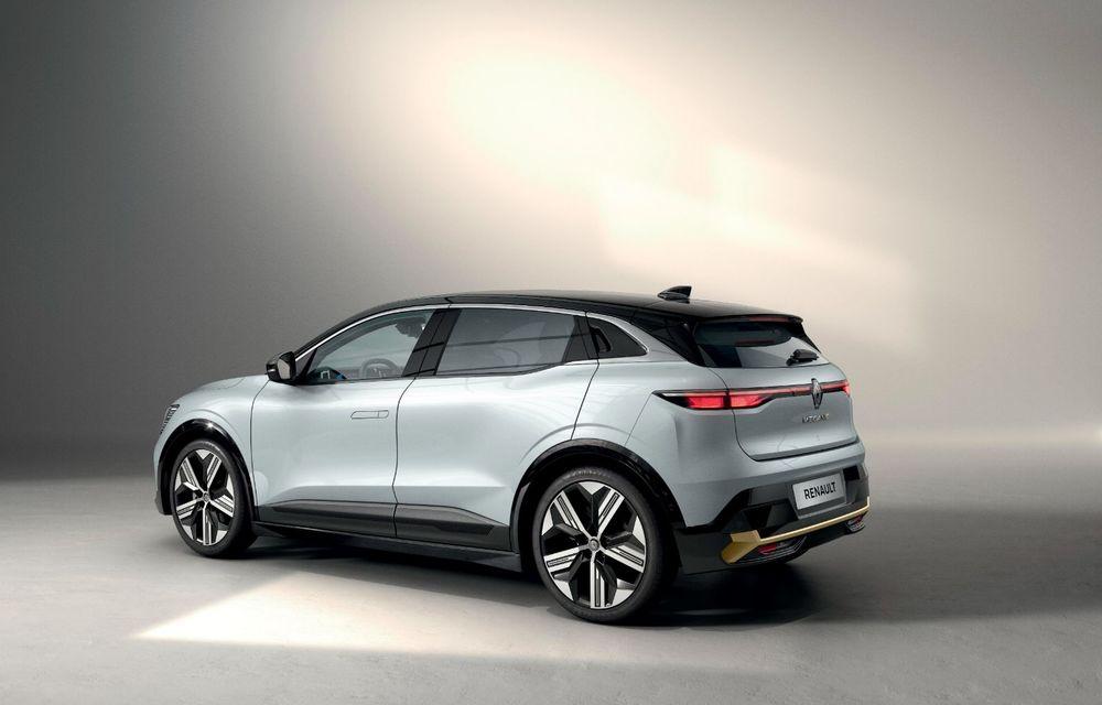 Noul Renault Megane 100% electric este aici: 130 CP sau 218 CP și autonomie de până la 470 km - Poza 18
