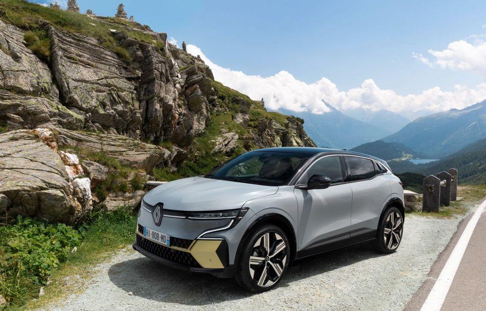 Noul Renault Megane 100% electric este aici: 130 CP sau 218 CP și autonomie de până la 470 km - Poza 20