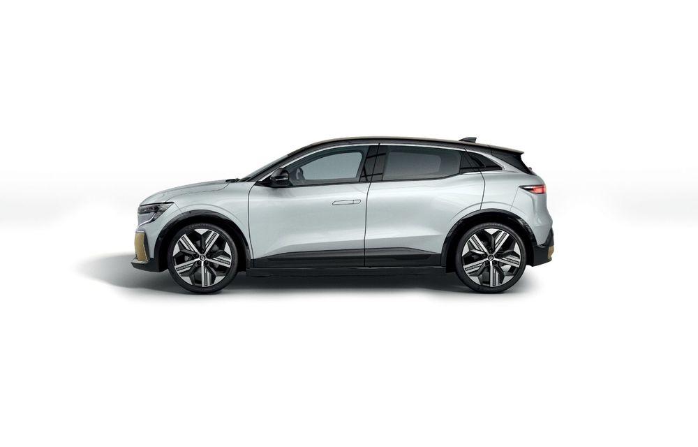 Noul Renault Megane 100% electric este aici: 130 CP sau 218 CP și autonomie de până la 470 km - Poza 21