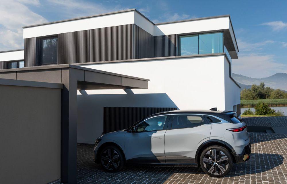 Noul Renault Megane 100% electric este aici: 130 CP sau 218 CP și autonomie de până la 470 km - Poza 22