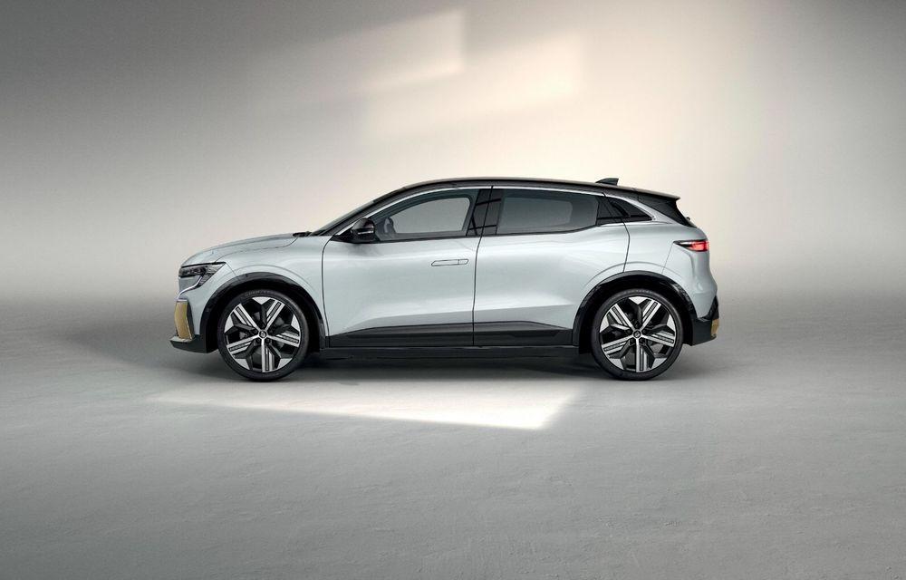 Noul Renault Megane 100% electric este aici: 130 CP sau 218 CP și autonomie de până la 470 km - Poza 24