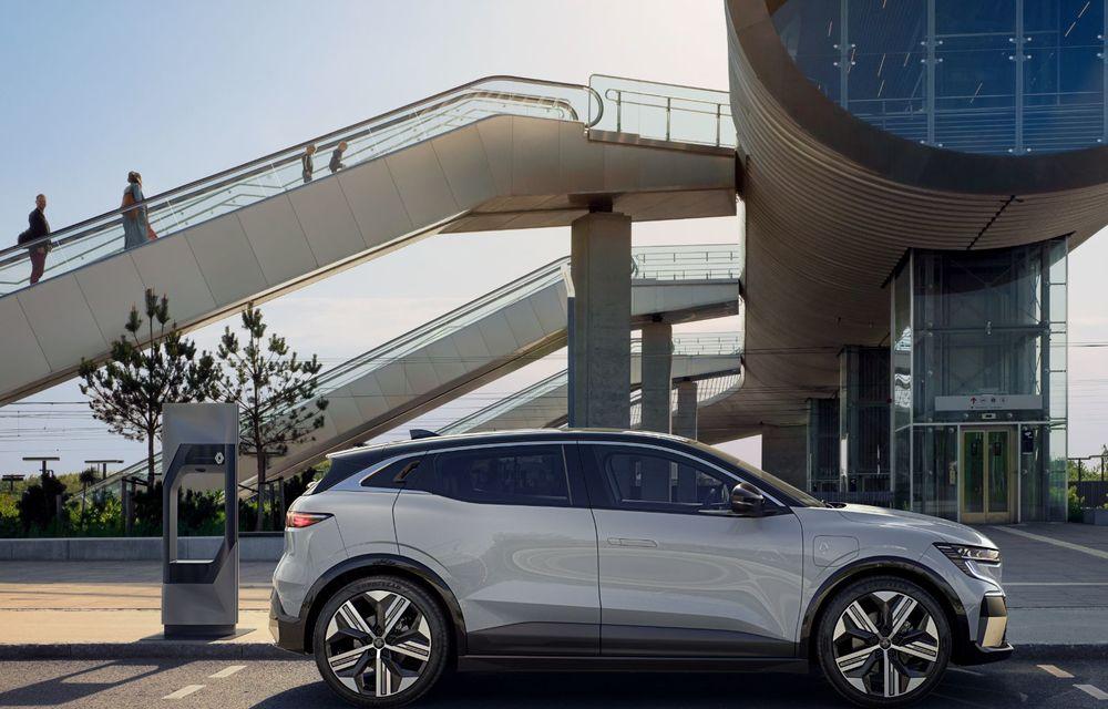 Noul Renault Megane 100% electric este aici: 130 CP sau 218 CP și autonomie de până la 470 km - Poza 25