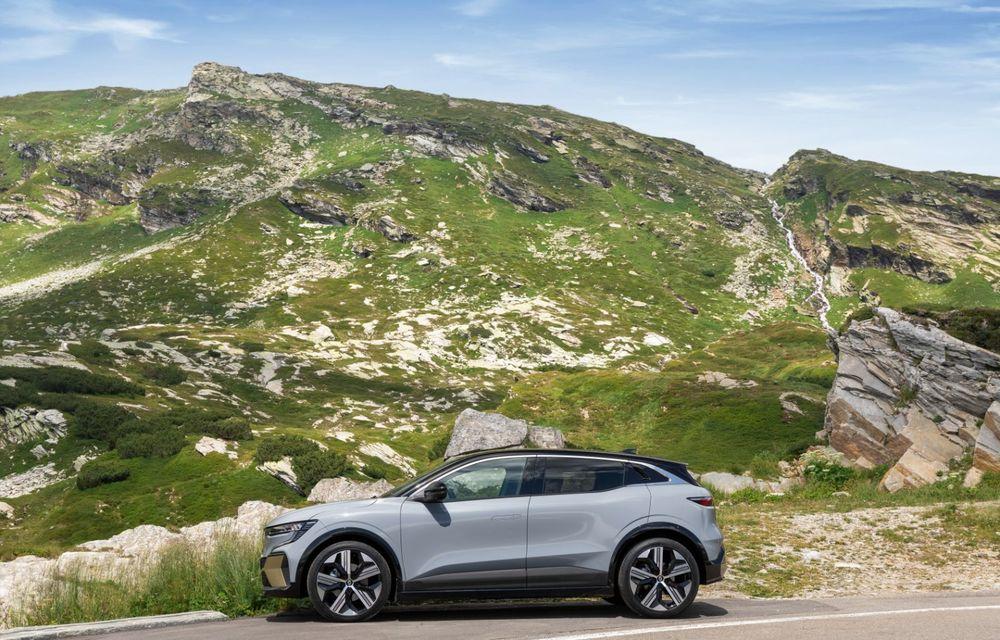 Noul Renault Megane 100% electric este aici: 130 CP sau 218 CP și autonomie de până la 470 km - Poza 26