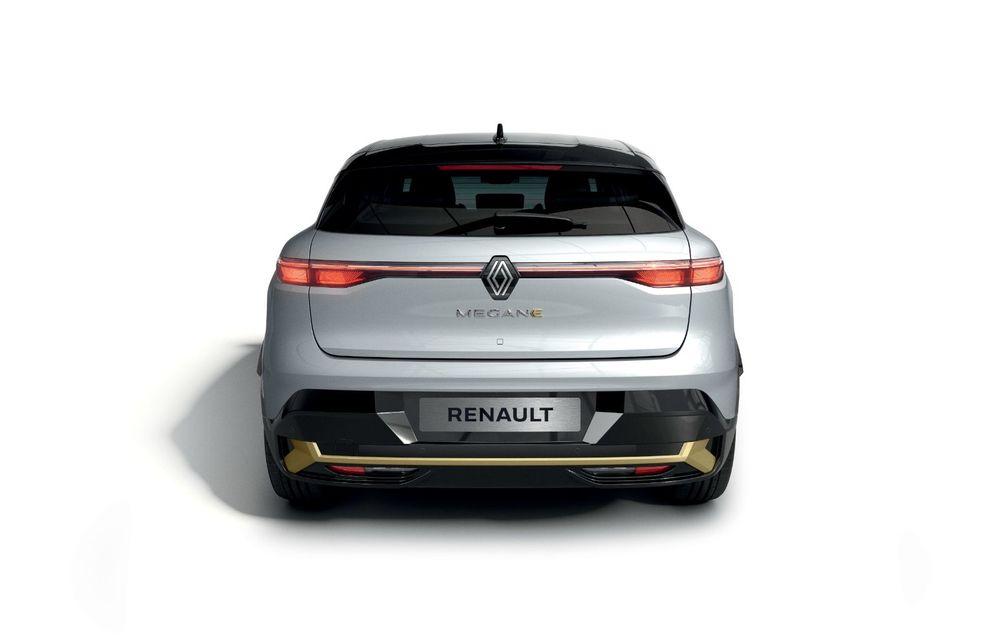 Noul Renault Megane 100% electric este aici: 130 CP sau 218 CP și autonomie de până la 470 km - Poza 27