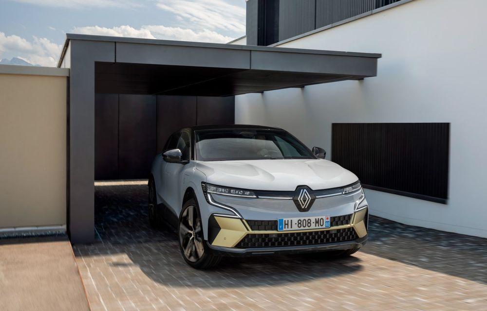Noul Renault Megane 100% electric este aici: 130 CP sau 218 CP și autonomie de până la 470 km - Poza 28