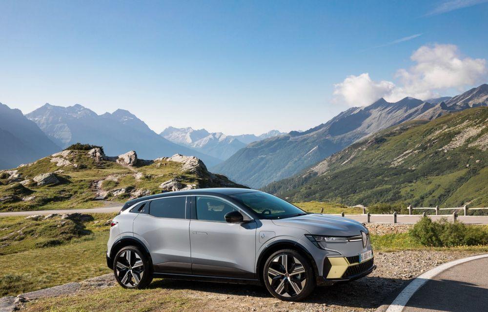 Noul Renault Megane 100% electric este aici: 130 CP sau 218 CP și autonomie de până la 470 km - Poza 29